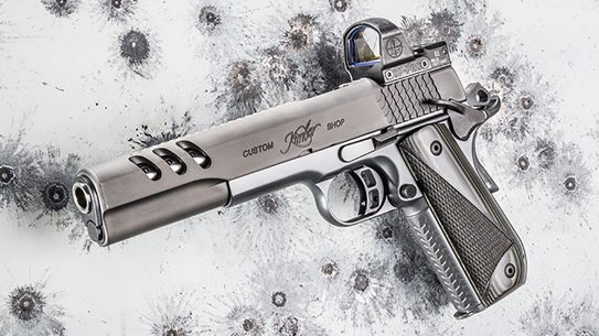 Kimber Super Jägare pistol 10mm