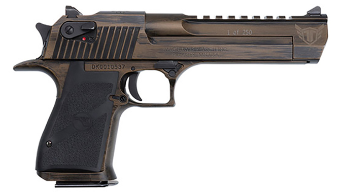 Magnum Research TIG Desert Eagle kahr st9