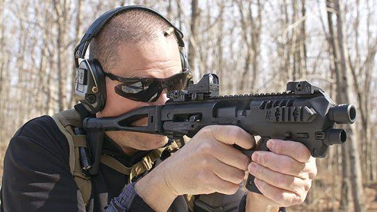 caa micro roni shooting