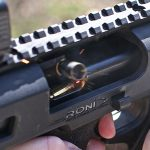 CAA Micro RONI stabilizer rounds ejected