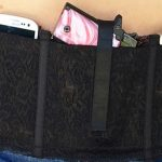 Miss Concealed Hidden Heat Lace discreet concealed carry holsters