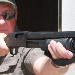 mossberg shockwave firearm action