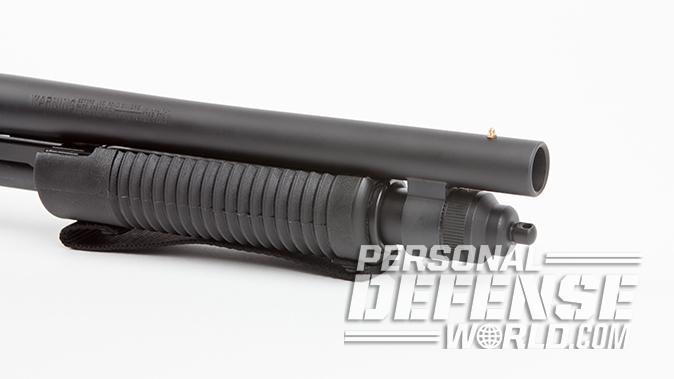 mossberg shockwave firearm barrel