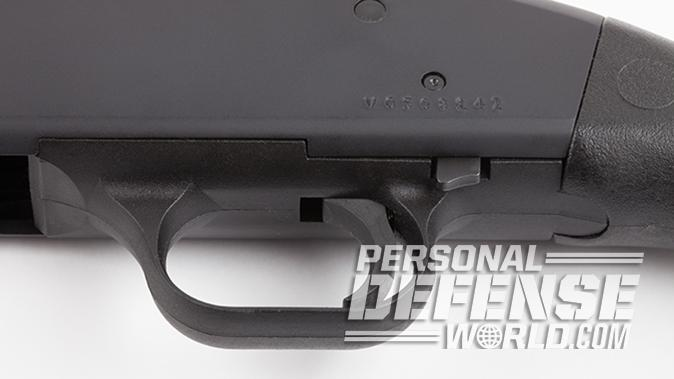 mossberg shockwave firearm triggerguard