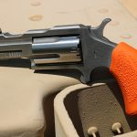 North American Arms Bug Out Box revolver angle