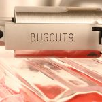 North American Arms Bug Out Box revolver serial number