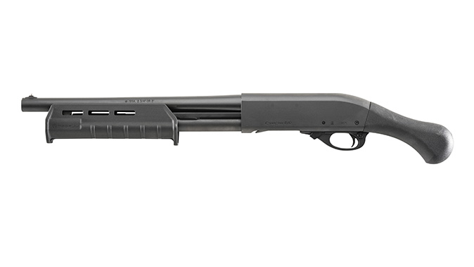 Remington Model 870 Tac-14 left profile