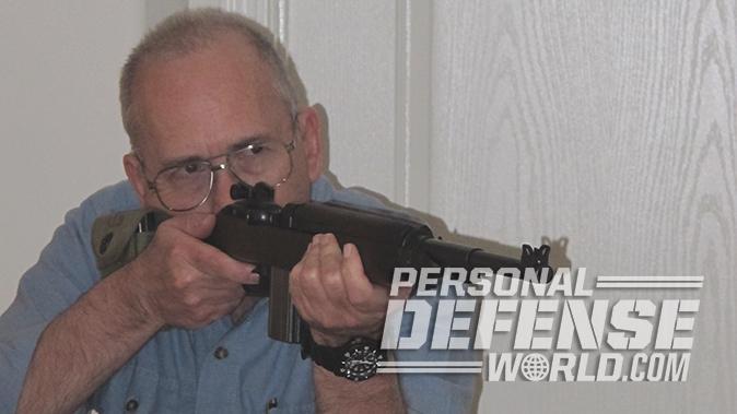 Surplus Guns home defense