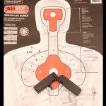 Trailblazer LifeCard pistol target