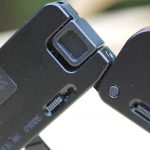 Trailblazer LifeCard pistol folding mechanism