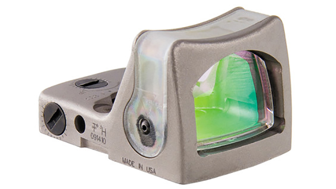 Trijicon RMR Type 2 handgun optics