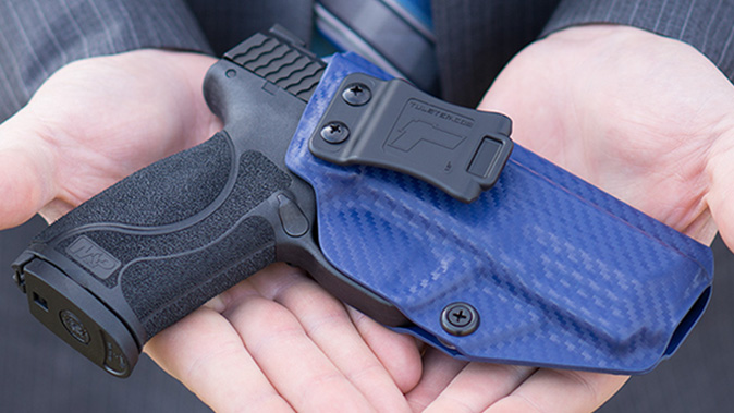 Tulster Profile Holster blue