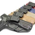 Tulster Profile Holster colors