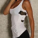UnderTech UnderCover Womens discreet Concealed Carry Tank Top concealed carry holsters for women
