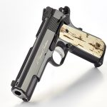 Wilson Combat 40th Anniversary Supergrade 1911 left angle