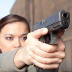 arby's employee glock pistol