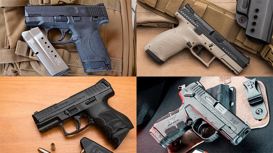best ccw pistols 2017