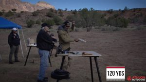 Taurus Raging Bull Revolver Sean Utley