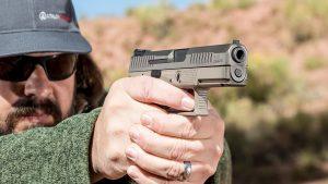 CZ P-10 C Pistol Athlon Outdoors Rendezvous lead