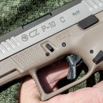 CZ P-10 C Pistol Athlon Outdoors Rendezvous side