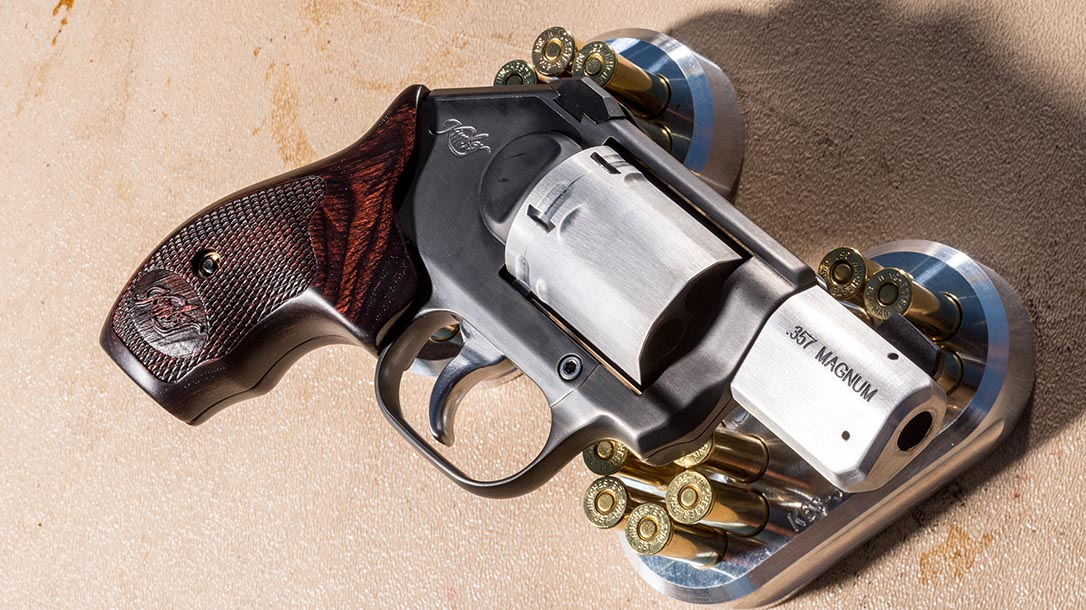 Kimber K6s CDP Revolver Athlon Outdoors Rendezvous lead