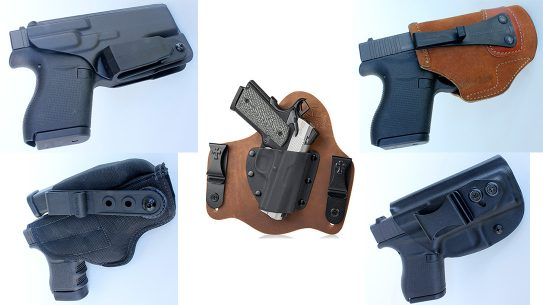 tuckable iwb holsters