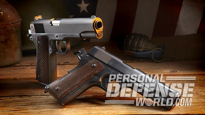 How American Tactical's FX Military 1911 Compares to Colt's 1911