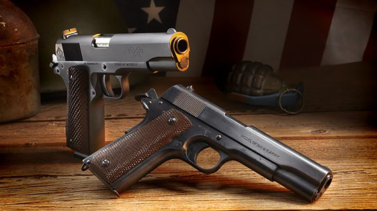 american tactical fx military 1911 handgun