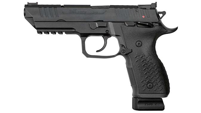 Arex Rex Alpha pistol left profile