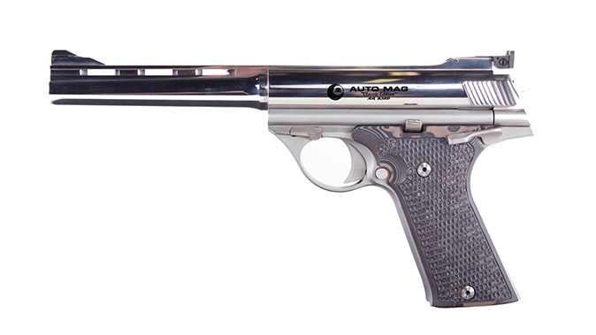 AutoMag Classic Edition pistol
