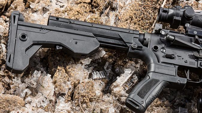 slide fire SSAR-15 MOD bump stocks