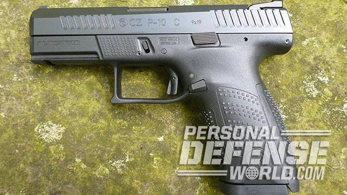 Ready to Strike: Testing CZ's P-10 C 9mm Pistol