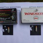 CZ P-10 C pistol target