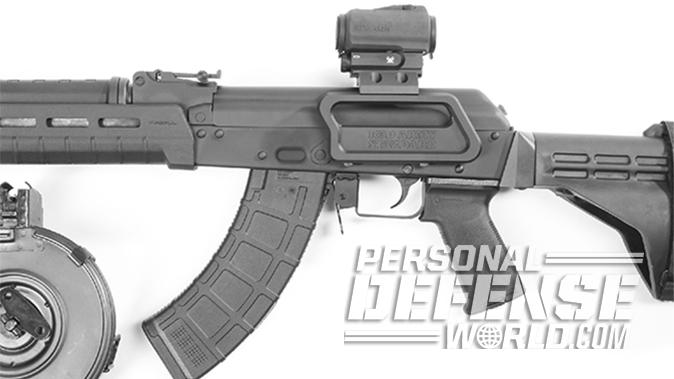 Century Arms RAS47 ak pistol receiver