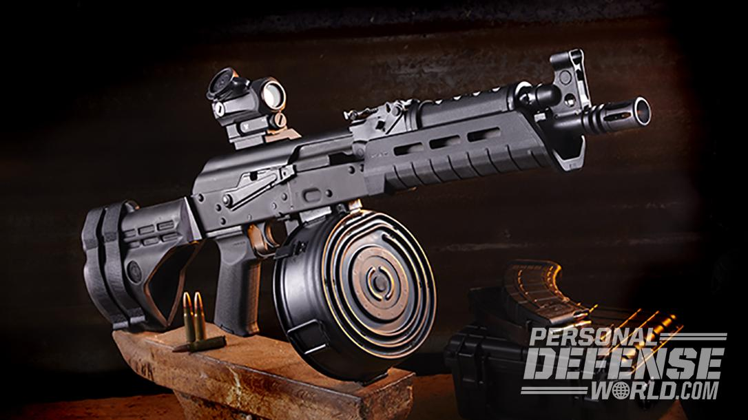 Century Arms RAS47 ak pistol