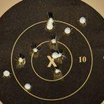 Chiappa Rhino 60DS revolver target
