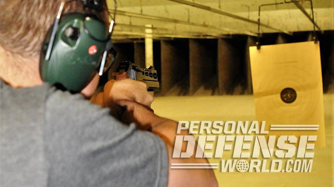 Chiappa Rhino 60DS revolver shooting