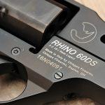 Chiappa Rhino 60DS revolver cylinder