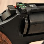 Chiappa Rhino 60DS revolver rear sight