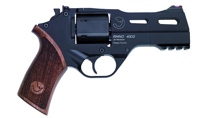 semi-auto revolver chiappa