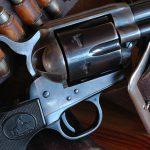 colt peacemaker revolver frame