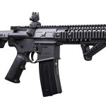 Crosman DPMS SBR rifle right angle