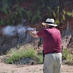 EAA Witness Elite Stock II 10mm pistol test