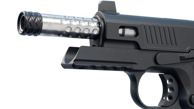 ed brown zev 1911 pistol barrel