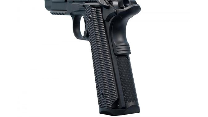 ed brown zev 1911 pistol grip