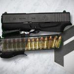 Full Conceal M3G43 pistol folded