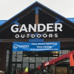 gander outdoors store grand opening