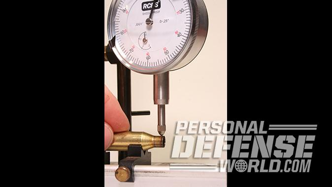 handloading fired brass