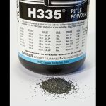 handloading hodgdon h335 powder