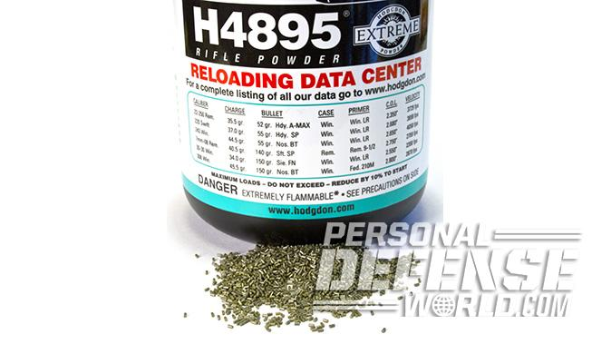 handloading h4895 powder